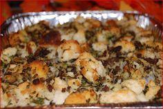 Sausage Stuffing for Turkey