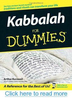 Kabbalah For Dummies #Kabbalah #Dummies
