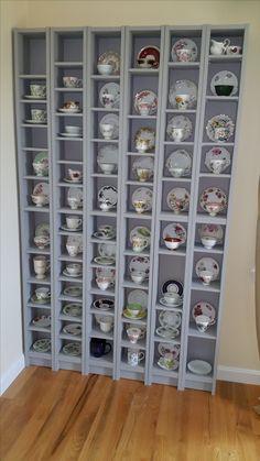 Room For All My Tea Cups Teapots Tea Cups Tea Cup