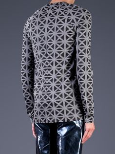 ØDD. | Long Sleeve Geometric Shirt - Gareth Pugh