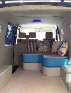 Awesome Ideas For Camper Van Conversions, Vans are cheaper than campers. Let's say you would like a van that resembles a Japanese or possibly a log cabin. In case you decide to obtain a van, t. Auto Camping, Minivan Camping, Vw Camper, Mini Camper, Trailers, Kangoo Camper, Van Dwelling, Kombi Home, Station Wagon
