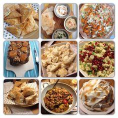 Food Arabian Dinner Party #uitpaulineskeuken