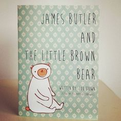 Personalised story books from Lou Brown
