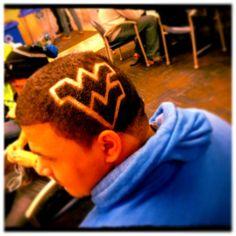 We appreciate our dedicated fans! #WVU Photo Cred: @raphaellae