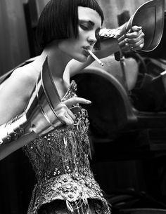 glamour armor....