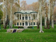 The Niavarān Palace Complex traces its origin to a garden in Niavaran, Tehran, that was used by Nasir al-Din Shah as a summer residence. The palace erected by Nasir al-Din Shah in this garden was originally referred to as The Niavarān Palace and was later renamed The Sahebqaraniyeh Palace.