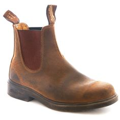 Australian Boot Company | Blundstone 064 - The Chisel Toe in Crazy Horse Brown size 7 womens