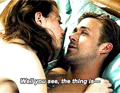 gif 1k film mine Ryan Gosling emma stone gangster squad gs* why do i even bother trying to color movies like this