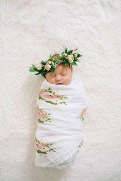 Hello cutie! http://www.stylemepretty.com/living/2016/11/09/tour-the-sweetest-vintage-nursery/ Photography: Corrina Walker - http://www.calgary-wedding-photographer.com/