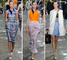 Christian Dior Spring/Summer 2014 RTW - Paris Fashion Week  #PFW #fashionweek #ParisFashionWeek