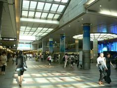 Christa Nagahori Shinsaibashi of underground shopping center