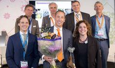 GROZA ING-bankier Peter Göbel wint Green Leader Award http://www.groza.nl www.groza.nl, GROZA