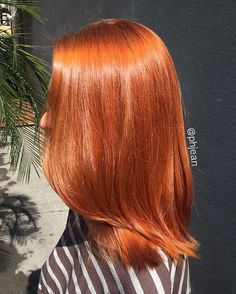 49 Ideas for hair ideas colour red strawberry blonde Natural Red Hair, Natural Hair Styles, Short Hair Styles, Shades Of Red Hair, Bright Red Hair, Blond Ombre, Hair Color And Cut, Auburn Hair, Strawberry Blonde