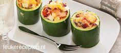 Gevulde mini courgettes recept - Groente - Eten Gerechten - Recepten Vandaag