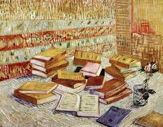 Van Gogh - I've never seen this painting! Need a print for my library...