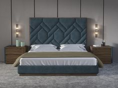 Box Bed Design, Bed Back Design, Sofa Design, Wardrobe Design Bedroom, Bedroom Bed Design, Modern Bedroom Design, Luxury Bedroom Furniture, Master Bedroom Interior, Bed Furniture