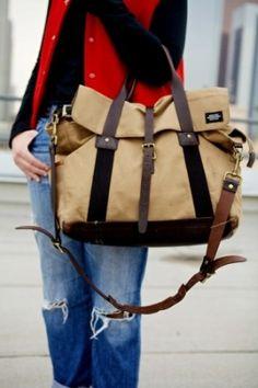 Jack Spade bag. by lilia