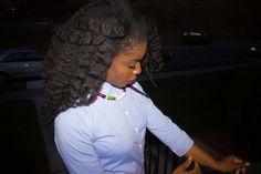 Nigerian Natural IG:gerimua... - Beautiful Women of West Africa Long Natural Hair, Natural Hair Styles, West Africa, Beautiful Women, Dreadlocks, Beauty, Beauty Women, Dreads, Beauty Illustration
