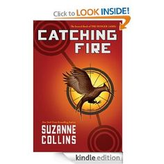 This is the second book in the Hunger Games series. After winning the games, Peeta and Katniss are thrown into the world of being victors. Thinking that there life and the games have parted, they will suddenly be thrown back into the terror which are the games. This book will keep you on your toes until the very end.
