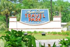 Welcome to Myrtle Beach Travel Park  Myrtle Beach, SC. #Oceanfront Camping in Myrtle Beach