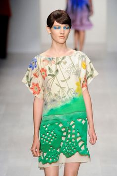 Antoni and Alison S/S '13 What the hell is going on??? Kind of like it