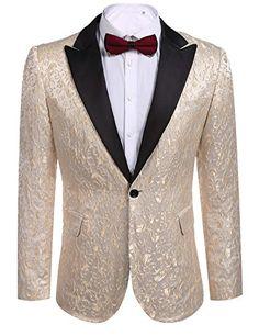 Coofandy Men's Floral Party Dress Suit Stylish Dinner Jac... https://www.amazon.com/dp/B0759R1FNN/ref=cm_sw_r_pi_dp_U_x_TvQyAbBD06HZ3