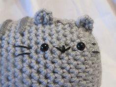 Pusheen amigurumi and crochet pattern  #pusheen  #stocking stuffer