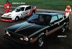 1978 MITSUBISHI Lancer Celeste (Plymouth Allow)