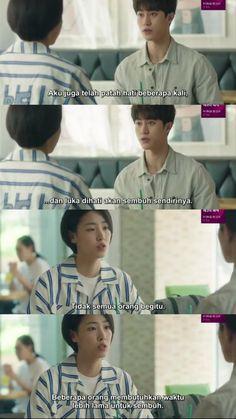 Quotes Drama Korea, Korea Quotes, Drama Quotes, Submarine Quotes, Funny Kpop Memes, Drama Film, People Quotes, Korean Drama, Kdrama