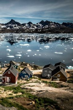 Why You Should Travel To Greenland! Not only is the landscape exquisite, but the towns are completely picturesque and the history is preserved and able to on almost constant display.