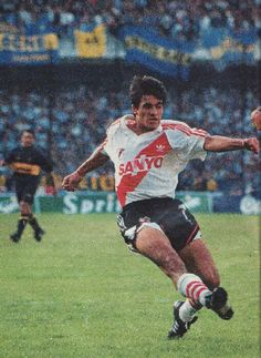 1994 - Gol de Ortega (Boca 0 - River 2)