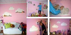 Idee per decorare la cameretta dei bimbi