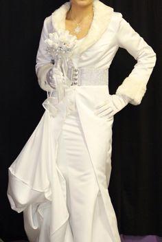 ICEY bridal dress
