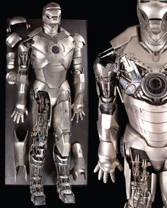 Iron Man Movie Prop