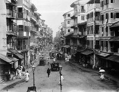 Bora Bazar Street, Mumbai (1920) -1880 to 1950 : Rare Old Mumbai Photos - (10 Pictures)