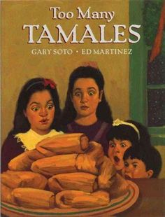 Christmas Eve started out so perfectly for Maria. Snow had fallen and the streets glittered. Maria's favorite cousins were coming over and she got to help make the tamales for Christmas dinner. It was