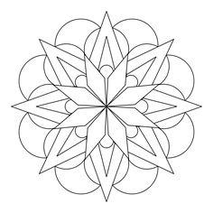 What Tangled Webs!: Mandala Templates