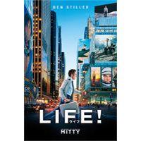 ベン・スティラー「LIFE!/ライフ (字幕版)」