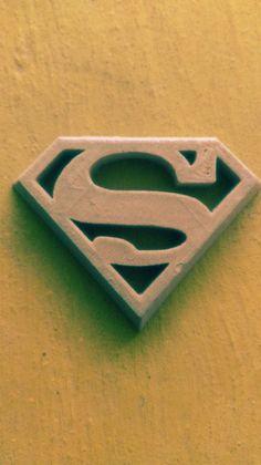 3D printed Superman logo using Laywood filament on the Pramaan 3D printer. #global3dlabs #3dprinting #3dprint #3dprinter #superman