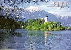 Thanks Tinkara! A beautiful postcard for the RR Aust/NZ rest of the world Group 18.  Slovenia has only one island but its uniqueness makes it more attractive than many an archipelago. Sheltered by picturesque mountains, the island reigns in the middle of an Alpine lake. Its charm has made it a symbol for centuries of a town to which guests from all over the world love to return. This town, which has already existed for a thousand years, is BLED. On the island in the middle of the lake, the…