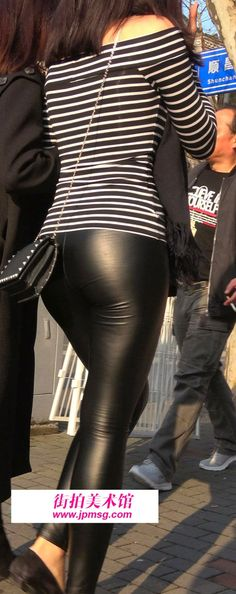 Jeans Fit, Jeans Style, Sweet Jeans, Shiny Leggings, Latex Fashion, Skin Tight, Clubwear, Sexy Outfits, Black Pants