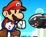 Em Mario Missile Challenge, Mario está em mais uma perigosa aventura e conta com sua ajuda para supera-la. Ajude o Super Mario coletar todas as moedas sem ser pego pelas bombas. Divirta-se com Mario!