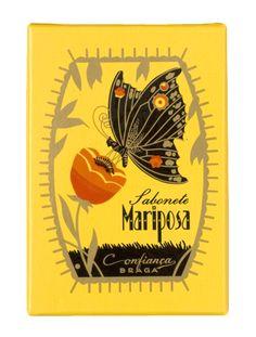 Comprar Confiança: Sabonete Mariposa - Sabonete em caixa Confiança