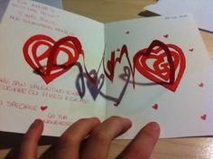Battito d'amore :) biglietto di San Valentino