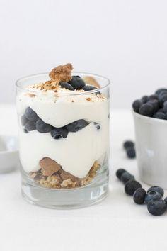 blueberry cardamom trifle with biscotti