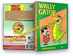 Desenho WALLY GATOR COMPLETO E  DUBLADO EM PORTUGUÊS. Garantia 100% de ENTREGA em MÃOS.  Dúvidas e Informações aqui: desenhosraros2005-livre@yahoo.com.br