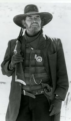 Another great photo of James Garner from Streets of Laredo.