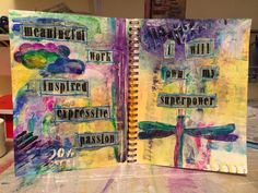 Category: Art Journal - Heartstrings and Lovely Things <3
