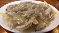 チートの生姜炒め@第一亭