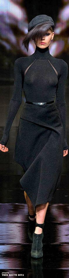 Donna Karan FW 2014-15. V
